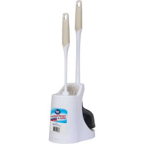 Bowl Brush Plunger & Caddy