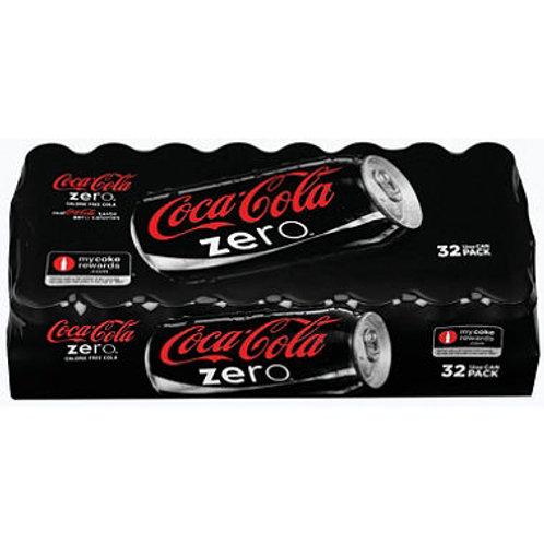 Coke Zero (12 oz. cans, 32 pk.)