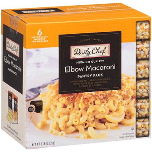 Elbow Macaroni Pantry Pack - 1 lb. - 6 ct