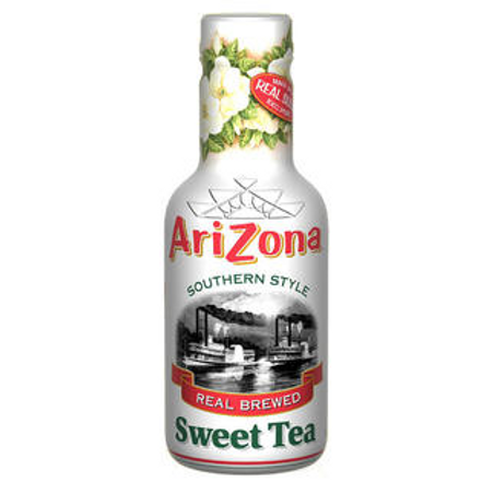 Arizona Arizona Sweet Tea 20 Oz Glass Bottle 24 pk