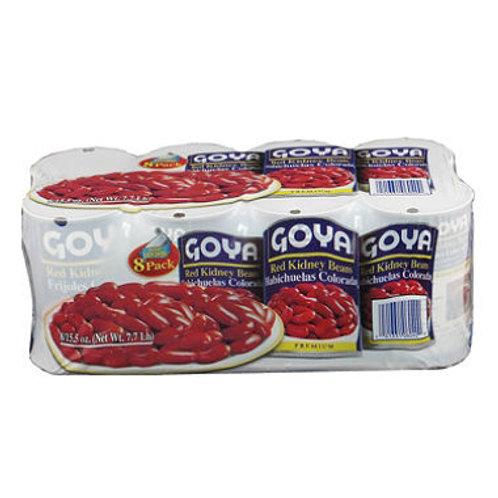 Goya Red Kidney Beans 15.5 oz. ea., 6 pk.