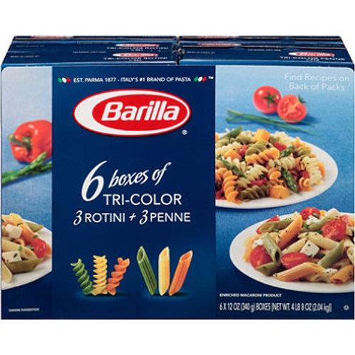 Barilla Tri Color Pasta - 12 oz. - 6 pk.