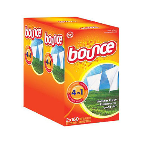Bounce Dryer Sheets 320 ct.