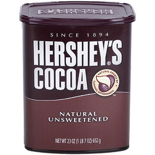 Hershey's Cocoa - 23 oz. canister