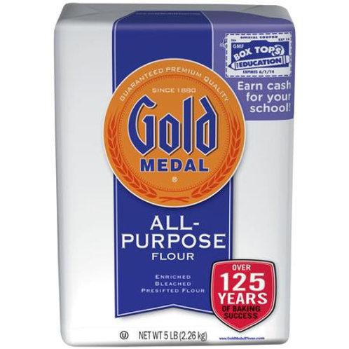 Gold Medal: All Purpose Flour, 5 Lb
