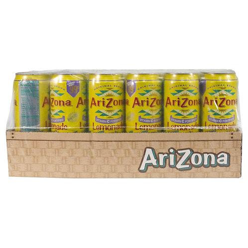Arizona Lemonade 23 oz. cans, 24 pk