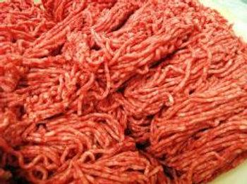 Fresh ground beef 70/% lean 10 lbs bulk