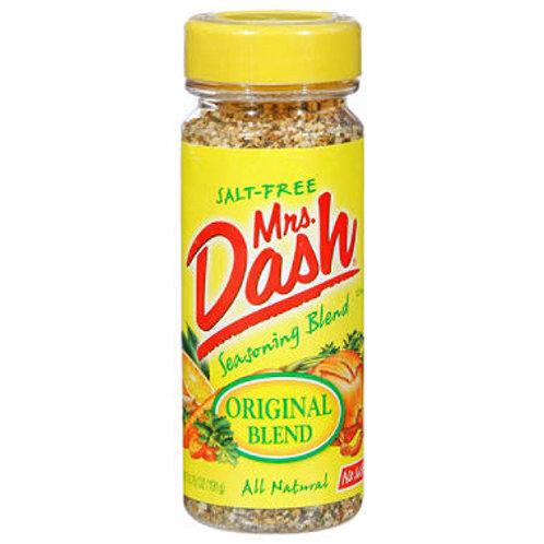 Mrs. Dash Original Seasoning Blend 6.75 oz.