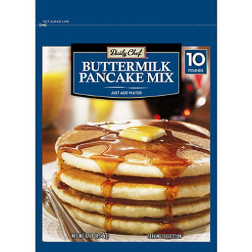 Daily Chef Buttermilk Pancake Mix 10 lbs.