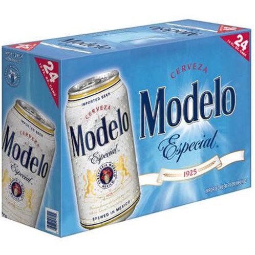 Modelo Especial 24/ 12 oz Cans