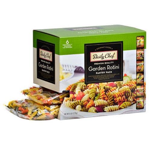 Garden Rotini Pantry Pack - 1 lb. - 6 ct