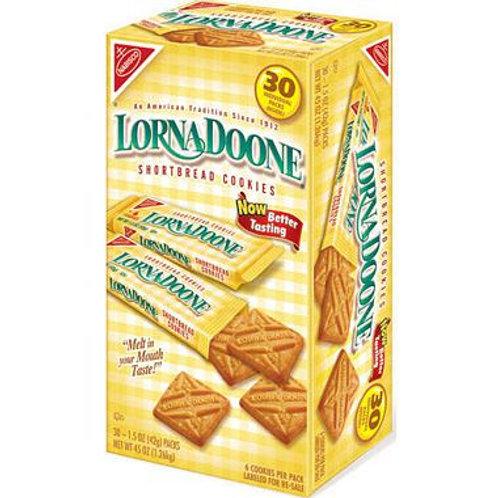 Nabisco Lorna Doone Shortbread Cookies - 30 ct.