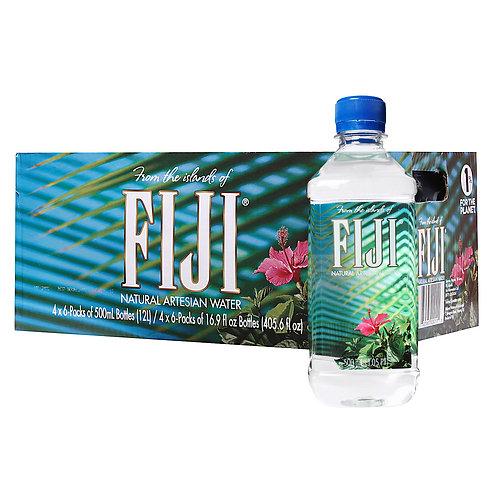 Fiji Natural Artesian Water 500ML, 24 pk