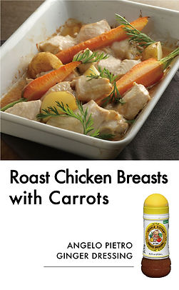 # recipeサイト Ginger_Roast Chicken Breasts