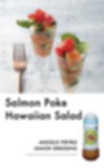 # recipeサイト LEMON_Lemon_Salmon Poke Hawa