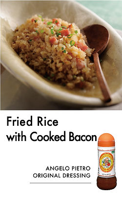 # recipeサイト DS_Fried rice with cooked ba