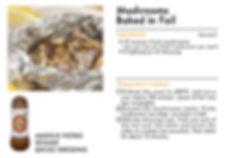 # recipeサイト Sesame_Mushrooms baked in fo