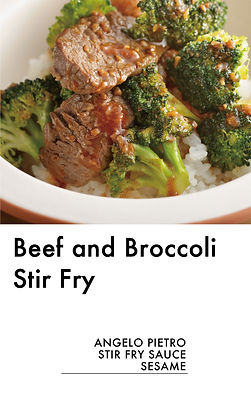 # recipeサイト SESAME_Beef and Broccoli Sti