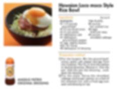 # recipeサイト DS_Hawaian loco moco style r