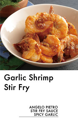 # recipeサイト GARLIC_Garlic Shrimp Stir Fr