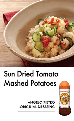 # recipeサイト DS_Sun Dried Tomato Mashed P