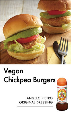 # recipeサイト DS_Vegan Chickpea Burgers_1.