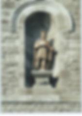 Statue St-Henri de Mascouche