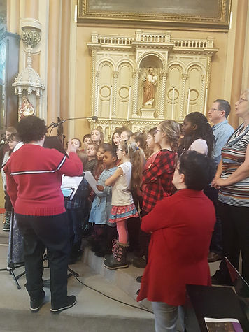 Chorale Messe Familiale 18 février 2018