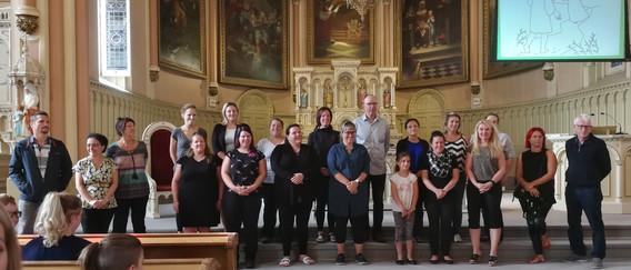 Saint-Henri 2019-2020 Pastoral launch