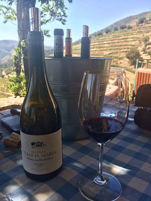 Points on Wine - Quina Vale D. Maria