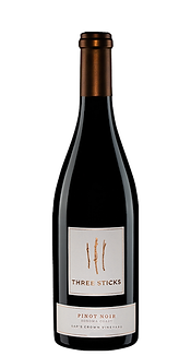 Three Sticks Gap's Crown Pinot Noir 2018   Quebec