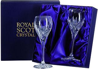 Royal Scot Port Wine Glasses