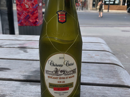 Part 1: A top white wine below $15 - Melon de Bourgogne (Muscadet)