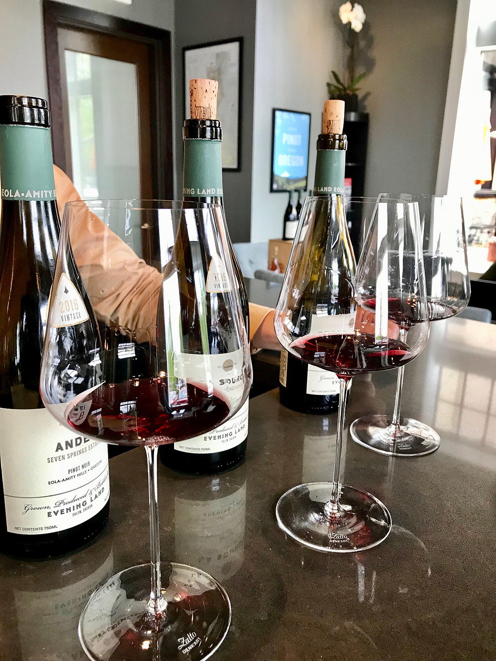 Top Oregon Wineries to visit for First-timers