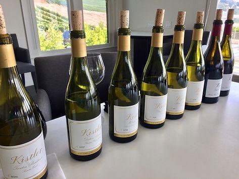 Points on Wine - Top Sonoma Wines 2018