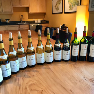Ramey - Top californian wines 2019