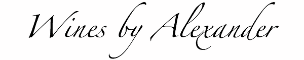 Wines by Alexander Logo
