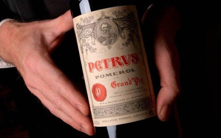 Who wants to drink Petrus?