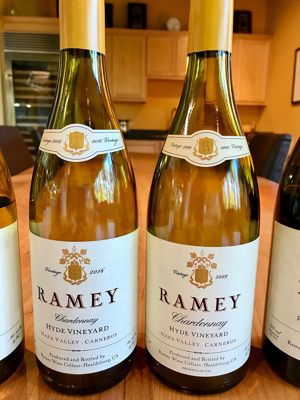 Points on Wine - Ramey Wines