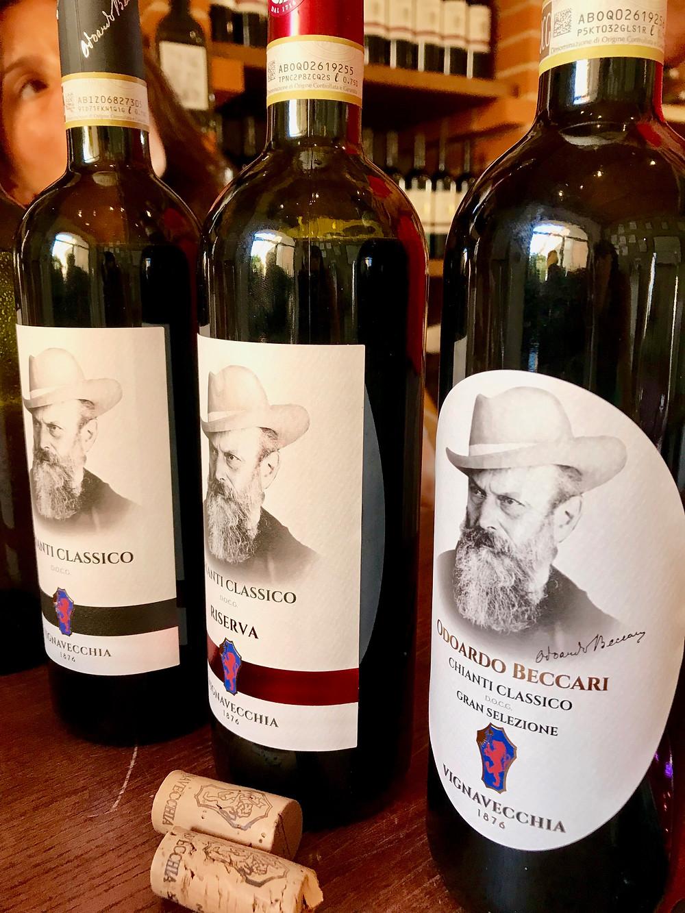 Top Tuscany wines 2019