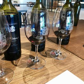 Henchke tasting report - Points on Wine