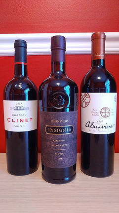 Points on Wine - Top 2018 Wines