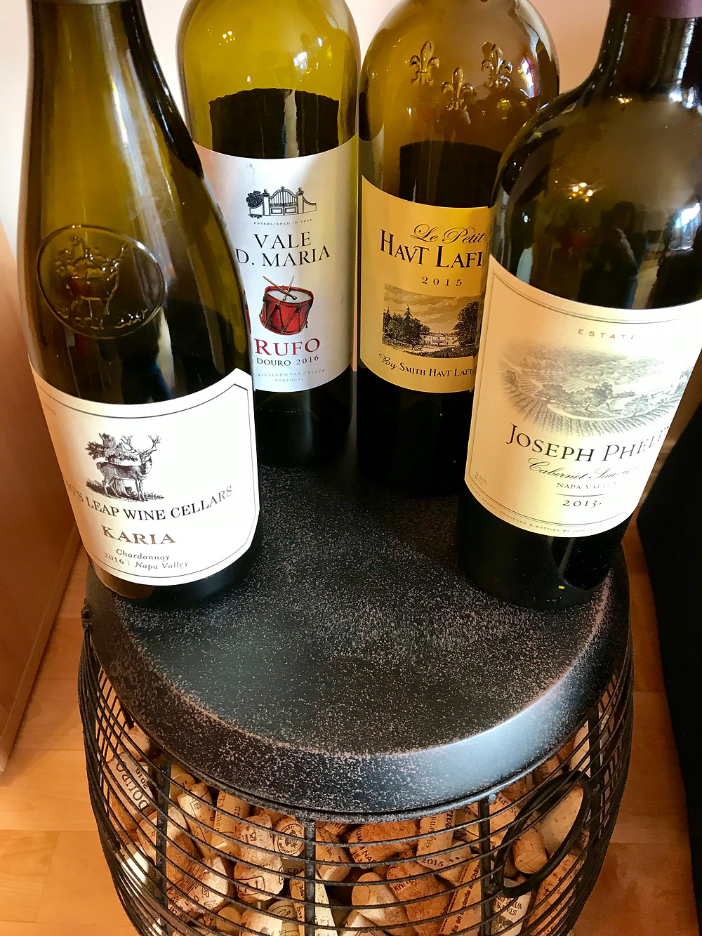 Points on Wine - Wines of the week 12th May 2019