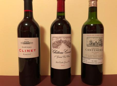 Revisiting the 2012 Bordeaux vintage