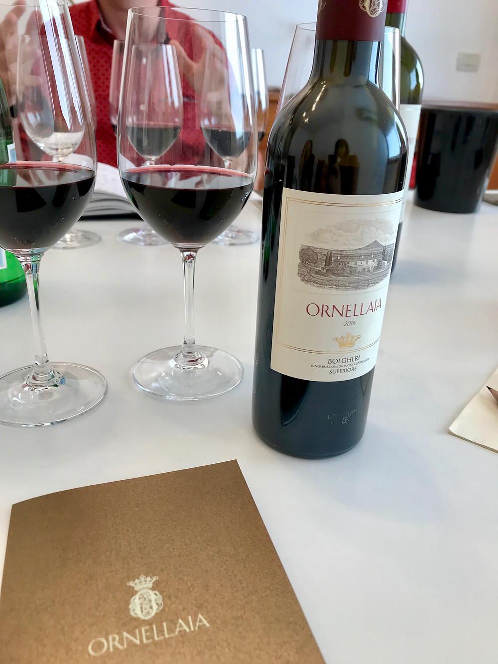 Top Tuscany wines