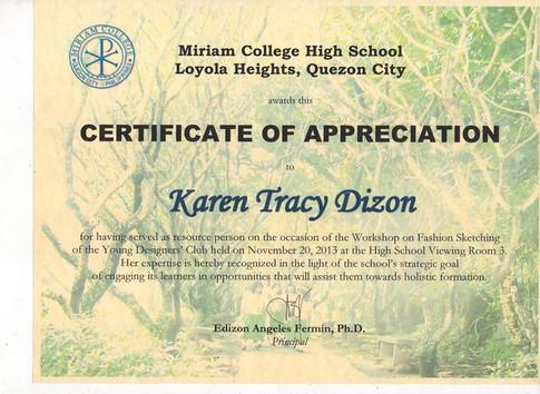 2013 Miriam College.jpg