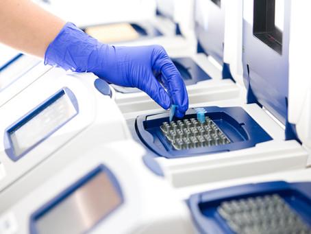 PCR Tests Update