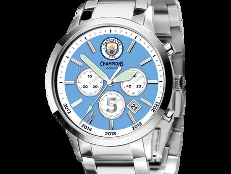 Man City Champions Watch