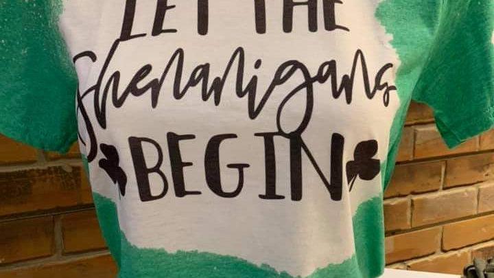 Bleached:  Let the Shenanigans BEGIN