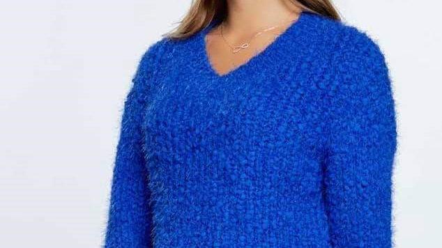 Davi & Dani V- Neck Sweater